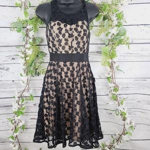 Milly Lace Black Dress